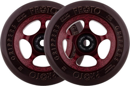 PROTO CHOCOHOLIC GRIPPERS 110MM WHEEL CHEMA CARDENAS SIG 2 PACK