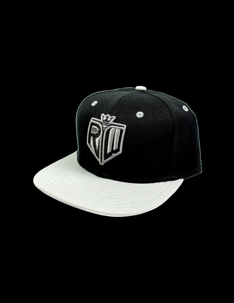RYAN WILLIAMS SNAPBACK CAP BLACK