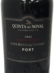 2004 Noval Late Bottled Vintage Unfiltered Port Quinta do Noval, 1 fl.  på lager
