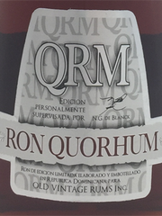QRM, Ron Quorhum 30, Oliver, Rep. Domenicana, 70cl, 40%