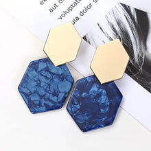 Load image into Gallery viewer, Hexagon Resin