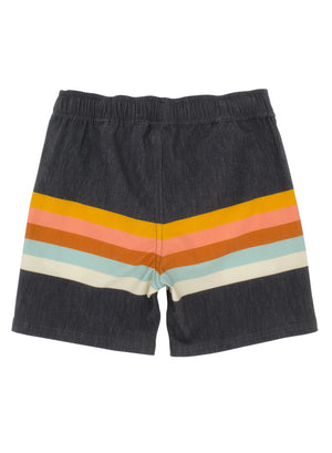 Load image into Gallery viewer, VINTAGE STRIPE BOARDSHORT