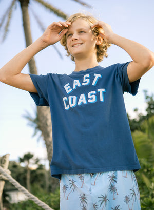 Load image into Gallery viewer, EAST COAST VINTAGE TEE
