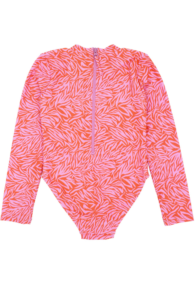 WAVE CHASER SURF SUIT LS