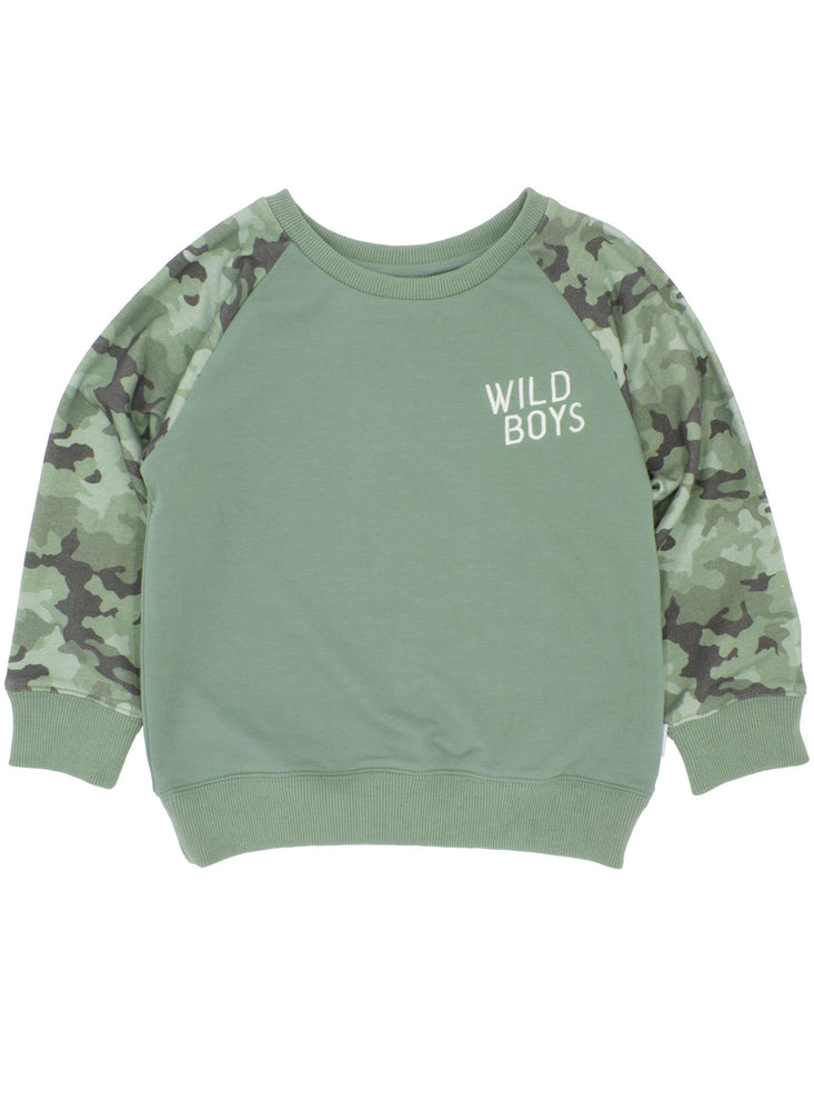 Load image into Gallery viewer, WILD BOYS PULLOVER