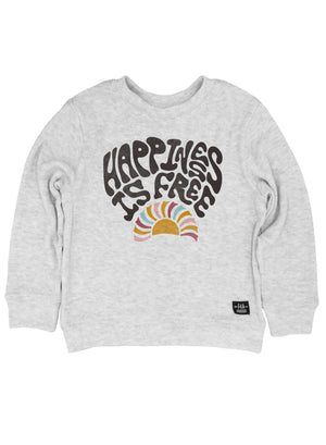 HAPPINESS IS FREE HACCI PULLOVER