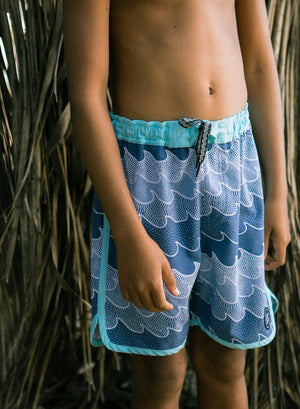 COSMIC WAVES BOARDSHORT