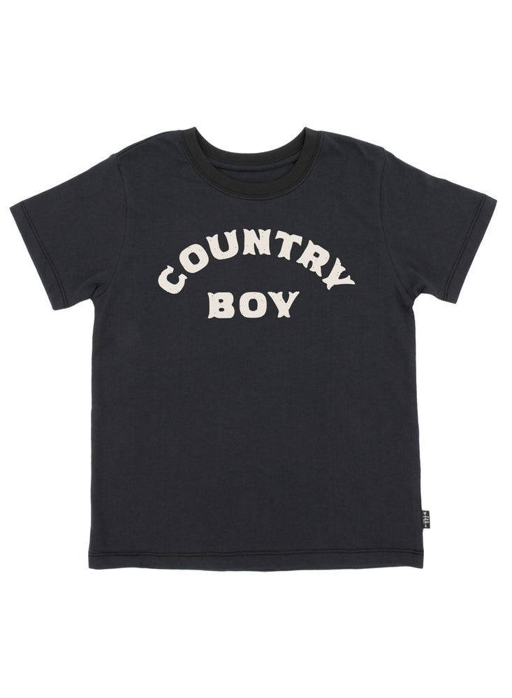 COUNTRY BOY VINTAGE TEE