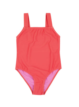 SEA BREEZE SQUARE NECK SWIMSUIT