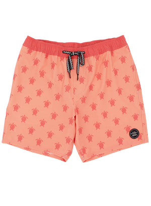 Load image into Gallery viewer, MEN HONU TURTLE BOARDSHORT