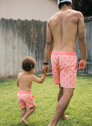 MEN HONU TURTLE BOARDSHORT