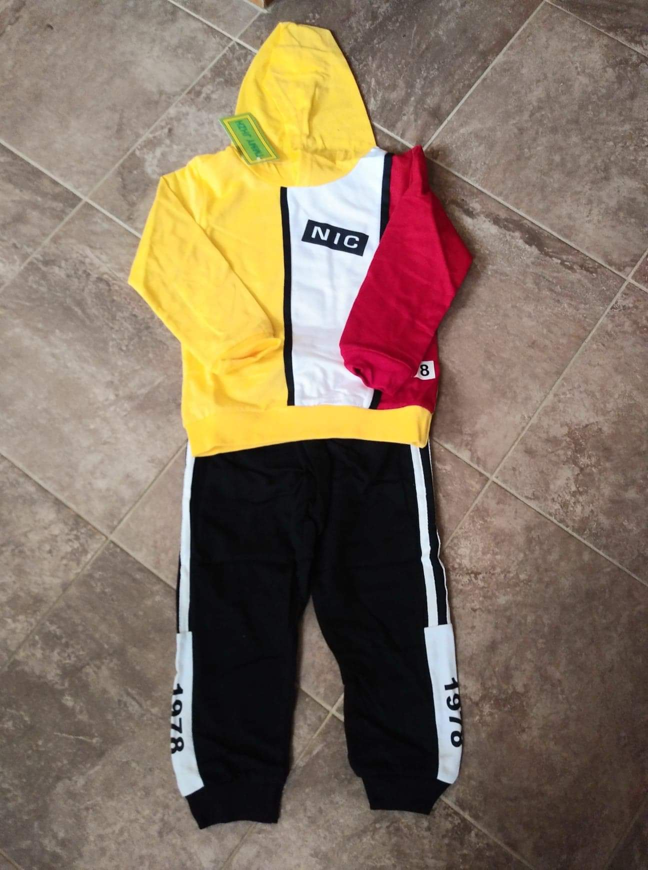 Boys FalkTrack Suit