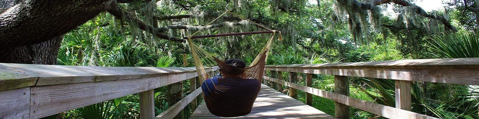 Mayan Hammock Chairs