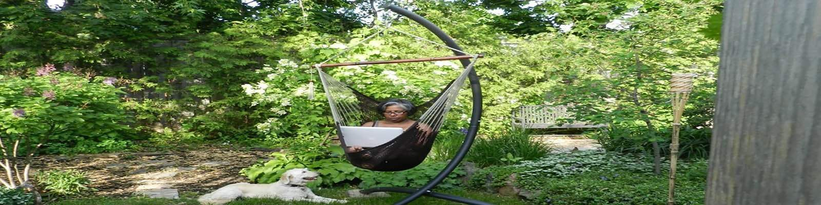 Hammock Chairs with Stands