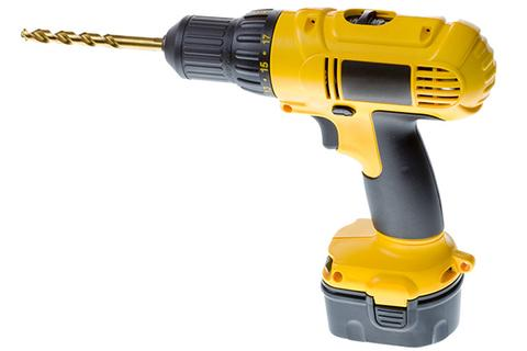 Large-Yellow-Cordless-Drill