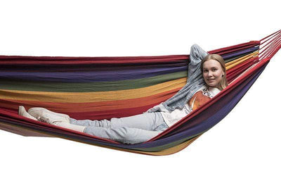 Hammock Universe Hammocks hot-colors Brazilian Style Double Hammock