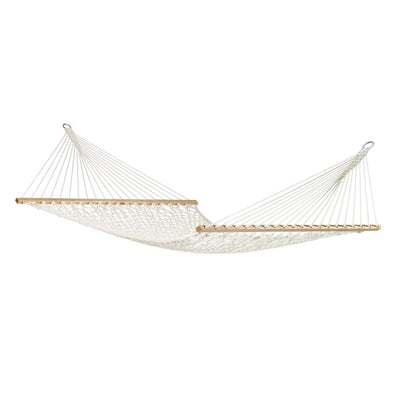 Hammock Universe Hammocks Natural Cotton Rope Hammock - Double