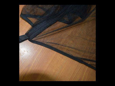 Hammock Universe Hammock Accessories mosquito-net-black Mosquito Net for Hammocks