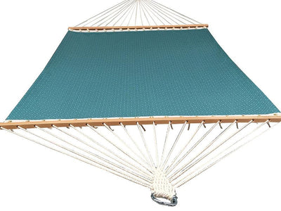 Hammock Universe Hammocks with Stands light-blue-patterns Poolside | Lake Hammock with 3-Beam Stand
