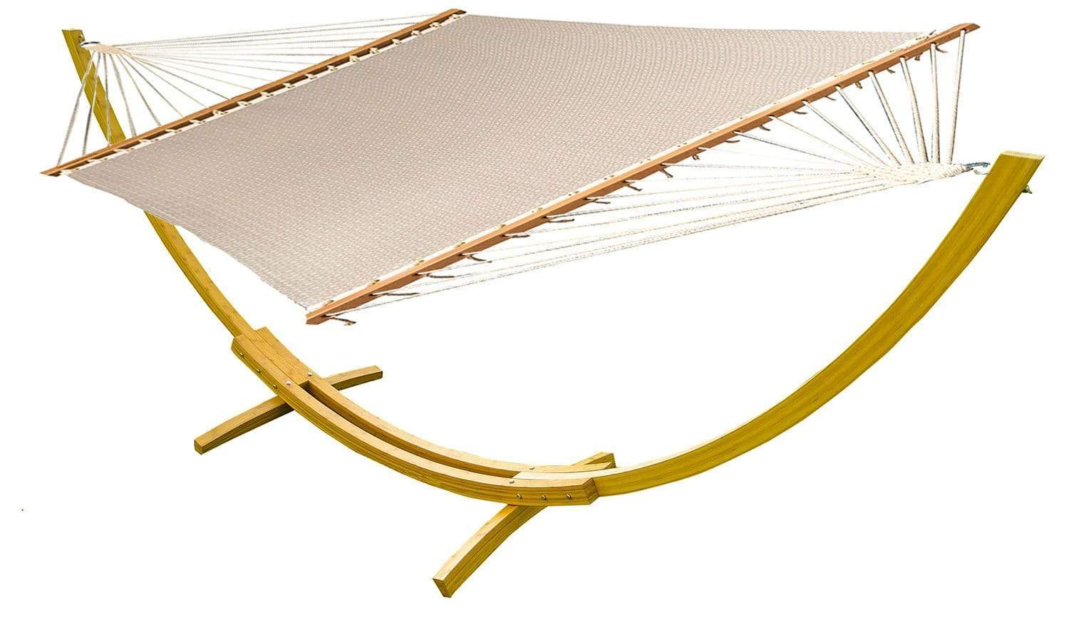 Hammock Universe Hammocks with Stands sand-patterns Poolside | Lake Hammock with Bamboo Stand