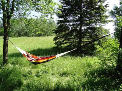 Hammock Universe Hammocks Hot Colors Mayan Hammock - Double