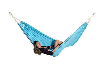 Hammock Universe Hammocks Light Blue Colombian Double Hammock