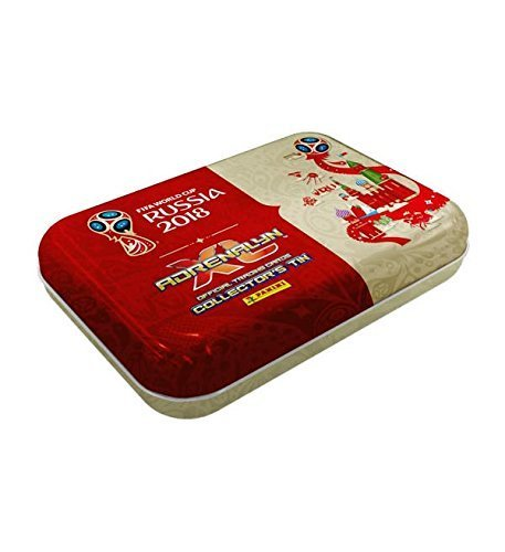 FIFA World Cup 2018 Adrenalyn XL Pocket Tin