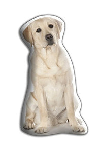 Adorable Cushions Yellow Labrador