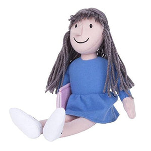 Roald Dahl Matilda Soft Toy, By Rainbow Designs