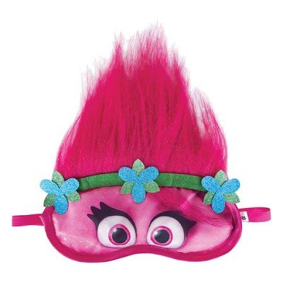 Trolls Poppy Fake Hair Sleep Mask