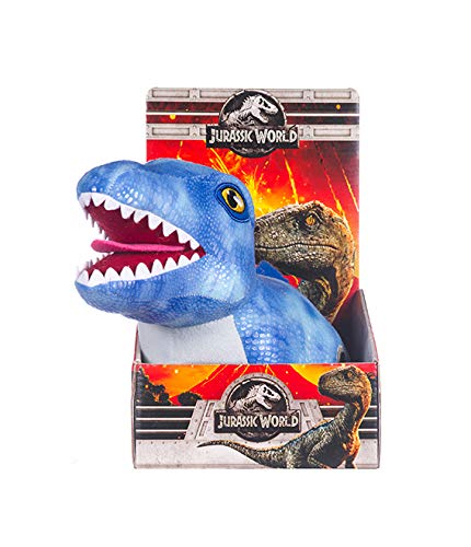 Jurassic World Posh Paws 37453 2 Soft Toy, Multi-Colour