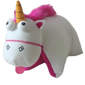 Official Licensed Despicable Me - Folding Cushion (Fluffy Unicorn)