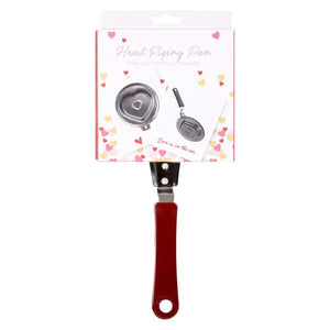 Heart Shaped Frying Pan Valentines Day