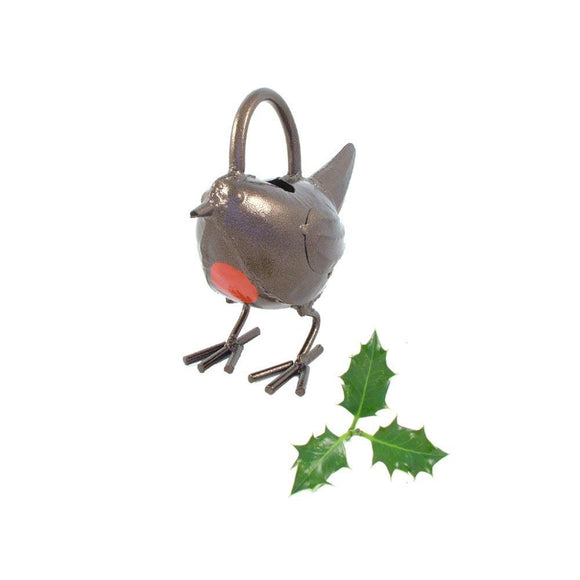 Apples To Pears Watering Can 'robin'