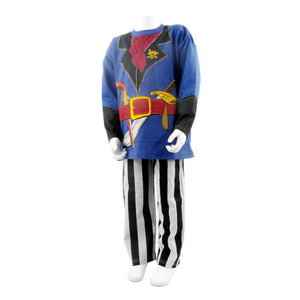 Pirate Set/pyjamas (Age 7-8 Years)