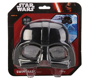 SW Darth Vadar Childrens Swim Mask
