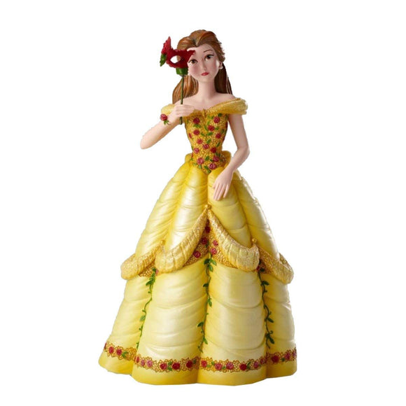 Enesco 4046620 Disney Showcase Belle Masquerade Figurine
