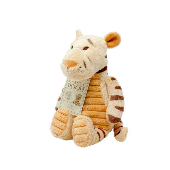 Classic Tigger Soft Toy for Baby Hundred Acre Wood Collection