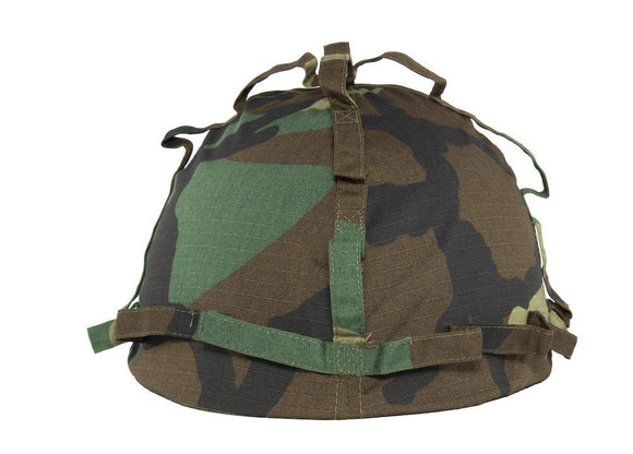 Camo Kids Helmet With Cover