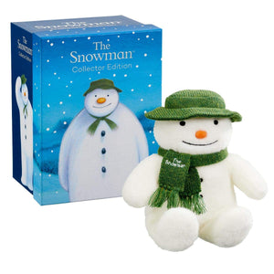 The Snowman Collector Boxed Plush Toy