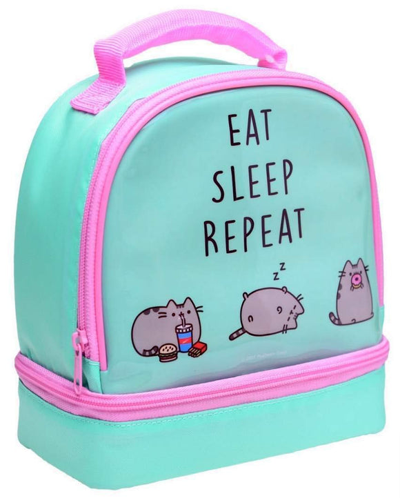 Pusheen Two Compartment Lunch Bag