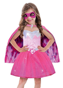 Barbie Power Princess Costume to Fit (3-5 Years)