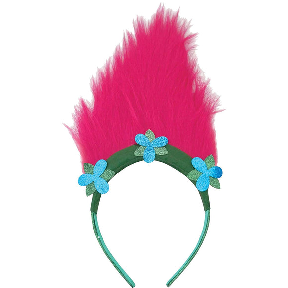 Trolls Poppy Hairstyle Hairband