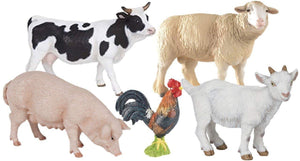 Papo Farm Animal Figure Pack