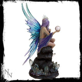 Stargazer Fairy Hand Painted Resin Figurine By Anne Stokes