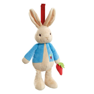 Beatrix Potter Peter Rabbit Pull Down Musical Plush