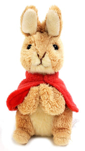 Beatrix Potter Plush Flopsy Keyring