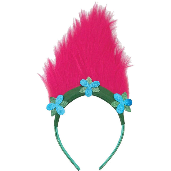 Dreamworks Trolls Poppy Hairstyle Hairband Pack of 2