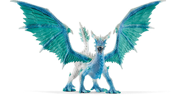 Schleich North America Dragon Ice Hunter Figure Figure