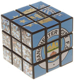 Manchester City Rubiks Cube Special Collectors Edition Brand New